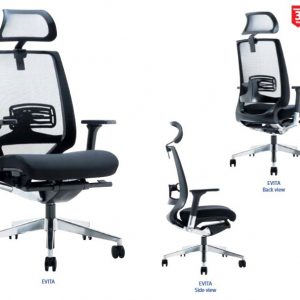 EVITA EXECUTIVE SEATING RANGE 1