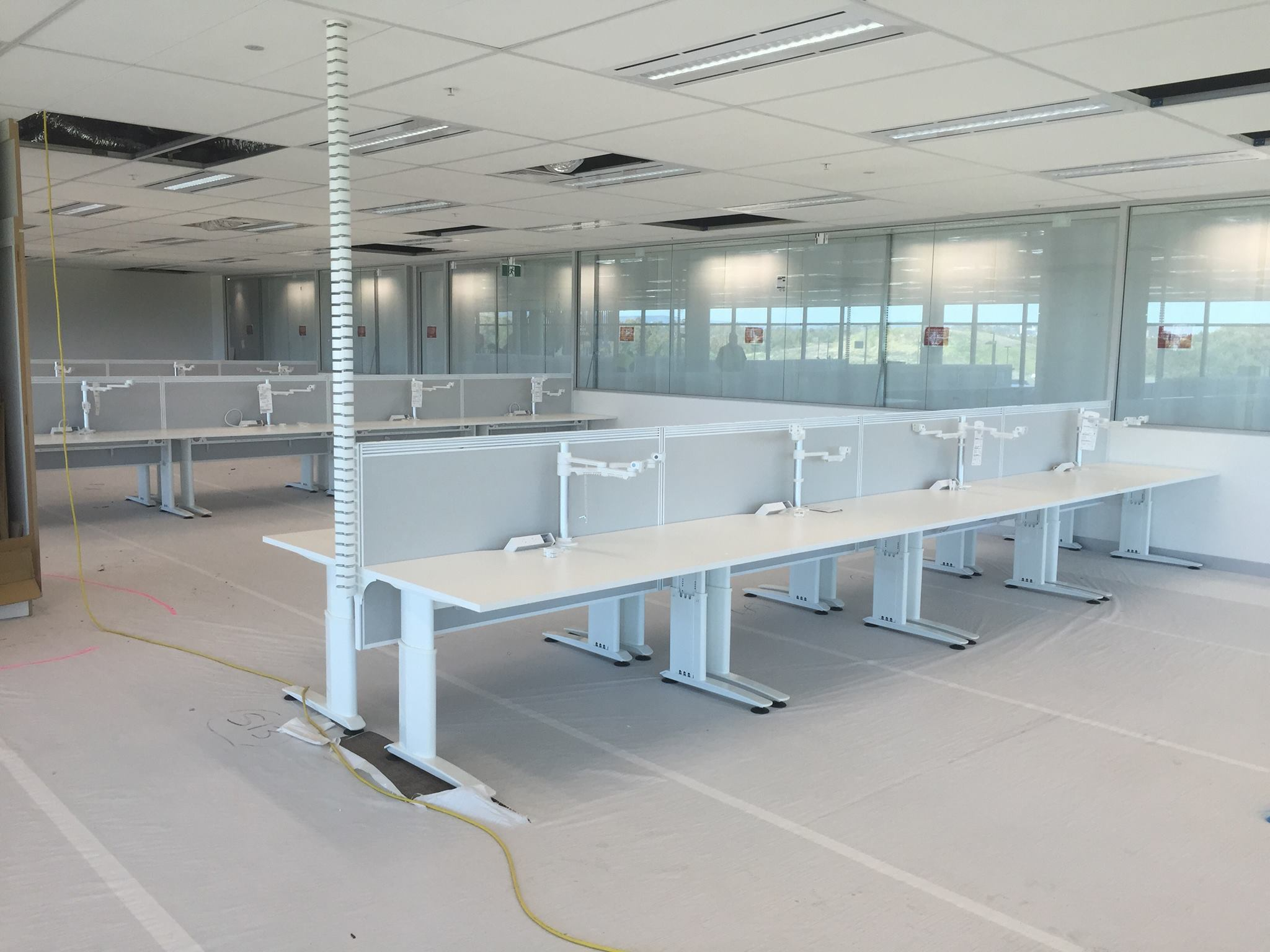 Establishing Office Fitouts in Melbourne