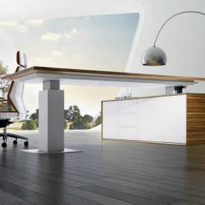 SIT & STAND EVOLUTION EXECUTIVE DESK 1