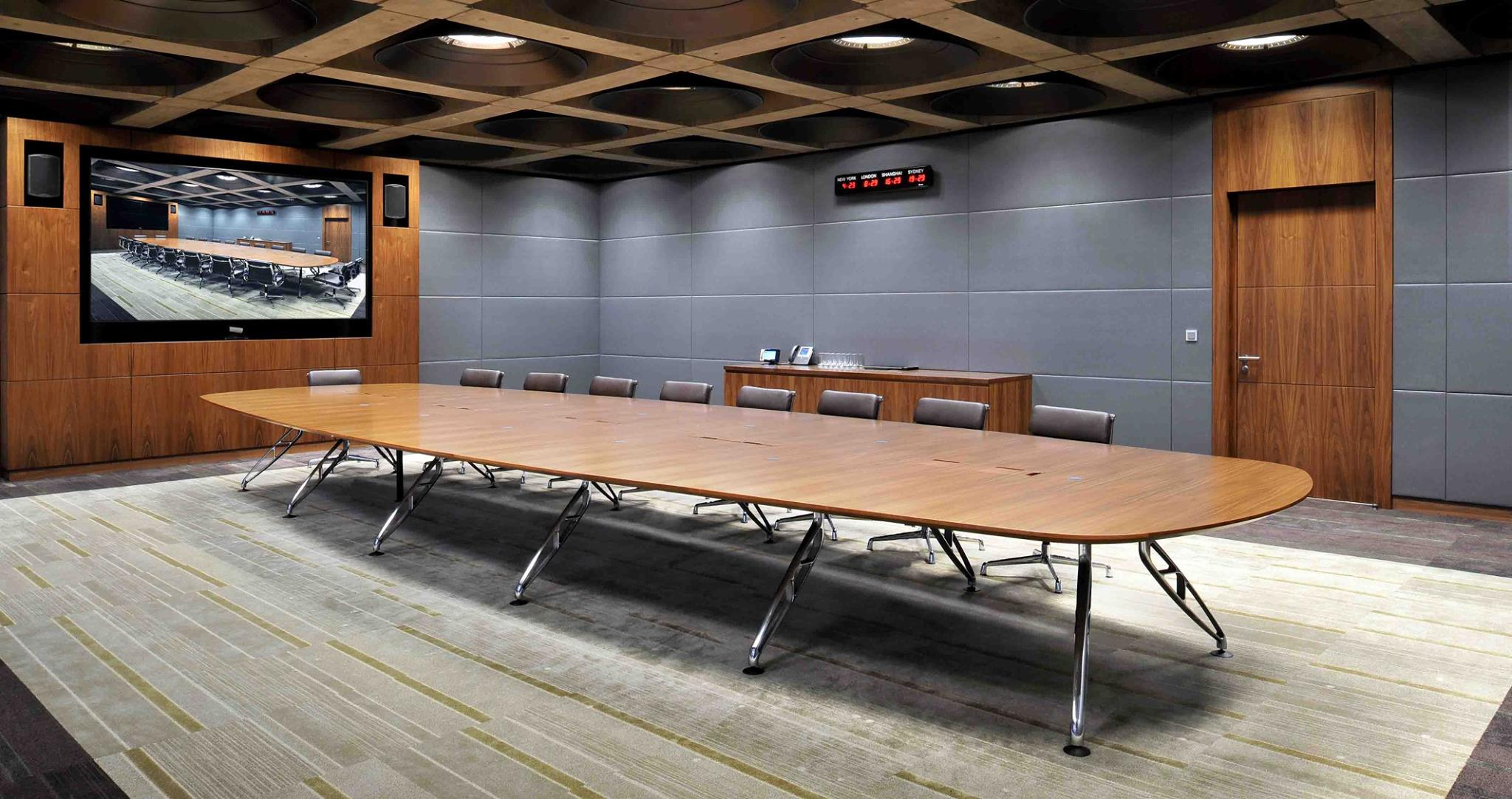 Selecting Boardroom Furniture in Melbourne