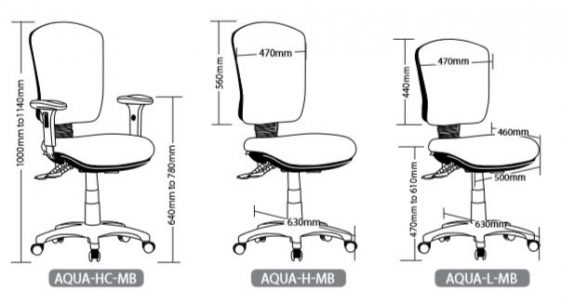 AQUA SEATING RANGE