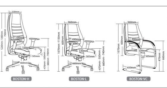 BOSTON EXECUTIVE SEATING 1