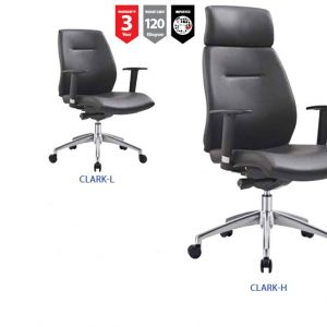 CLARK EXECUTIVE SEATING RANGE