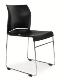 ENVY POLY VISITOR CHAIR