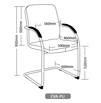 EVA HOSPITALITY SEATING