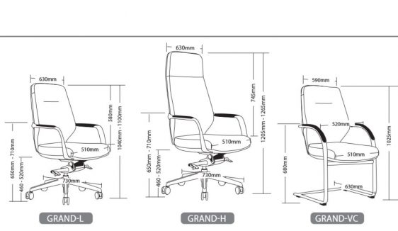 GRAND EXECUTIVE SEATING RANGE 1