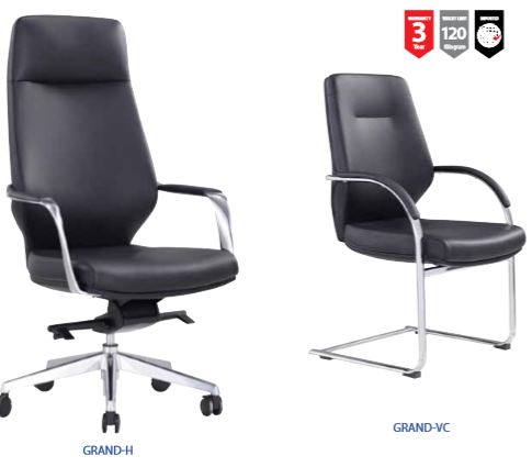 GRAND EXECUTIVE SEATING RANGE