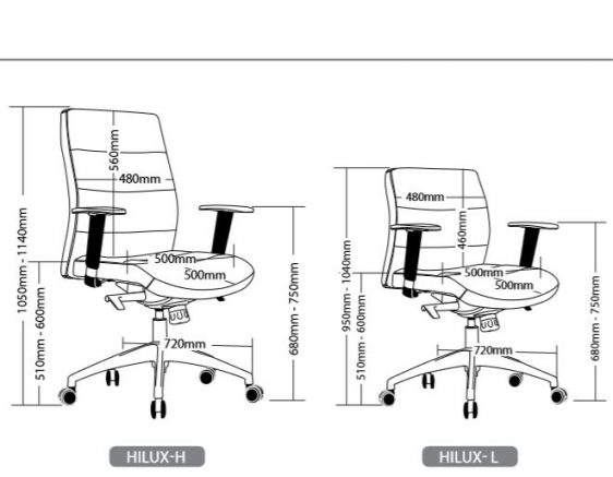 HILUX EXECUTIVE SEATING 1