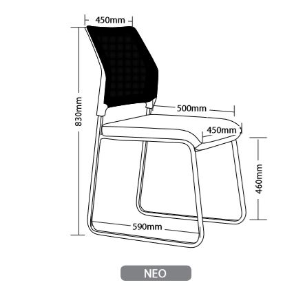 NEO HOSPITALITY SEATING