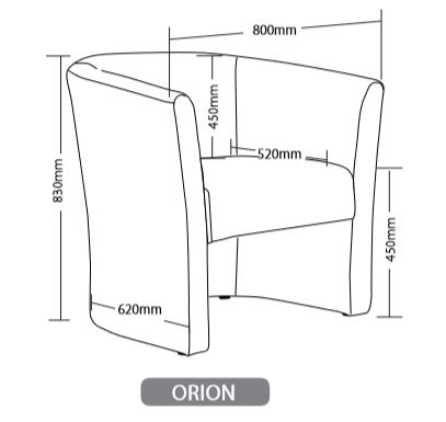 ORION SOFT SEATING 1