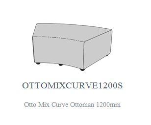 OTTO MIX CURVE OTTOMAN 1