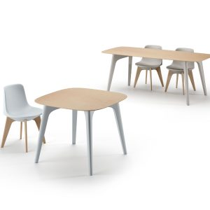PLANET CHAIR TABLE