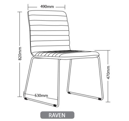 RAVEN HOSPITALITY SEATING 1