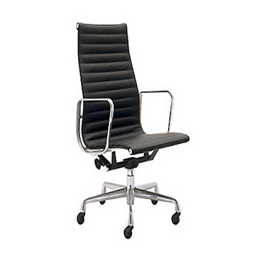 T LUXA CLASSIC HIGHBACK CHAIR 2