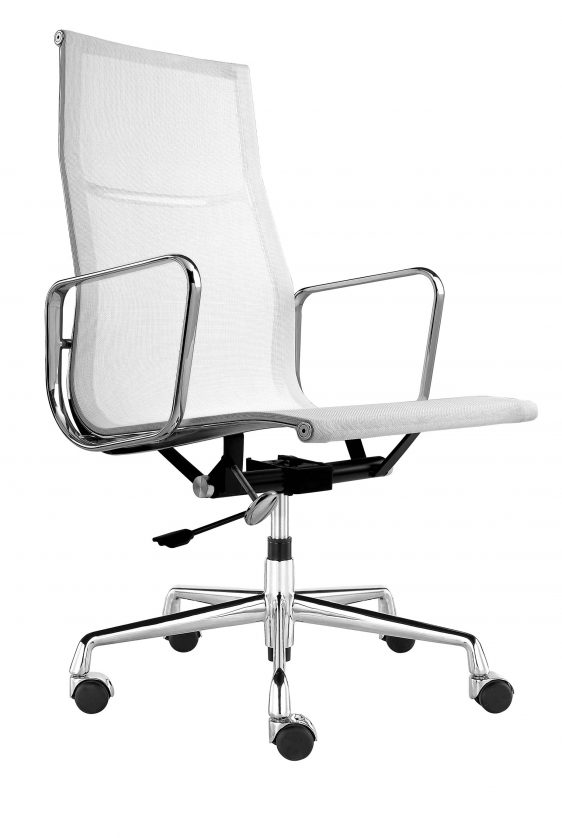 T LUXA CLASSIC SOFT HIGHBACK CHAIR 1