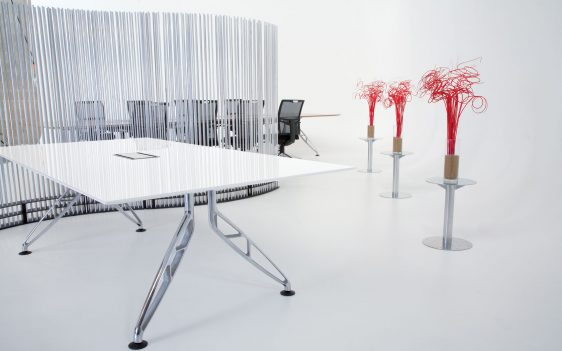 TRAPEZE BOARDROOM TABLE -3