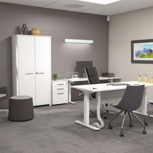 Agile Electric White 3stg Managers Office S1674 500x500 002