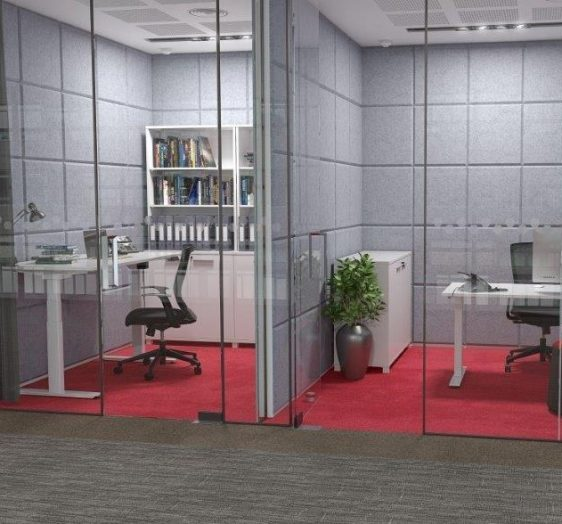 Agile Single Office Spaces Fixed and Electric