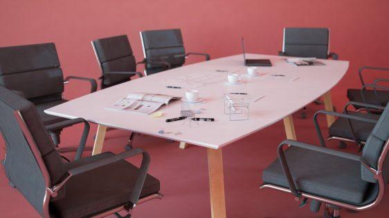 Plantation Meeting Desk