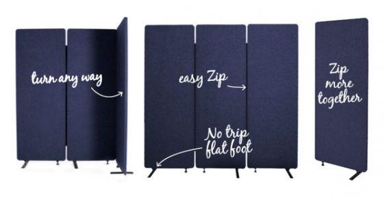 Zip Screens Options