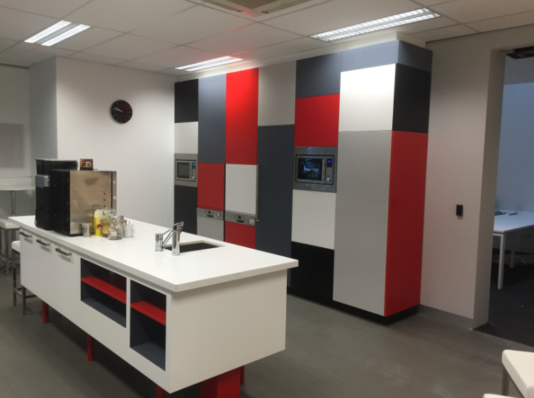 office fitouts in Melbourne