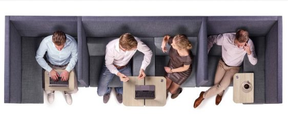 Hybrid Soft Seating 1
